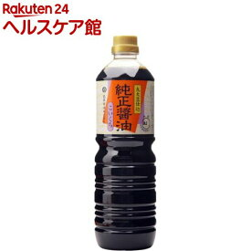 丸島醤油 濃口ペットボトル(1L)【spts4】【more20】