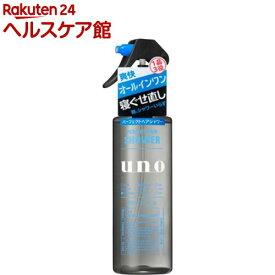 ウーノ パーフェクトヘアシャワー(250ml)【ウーノ(uno)】