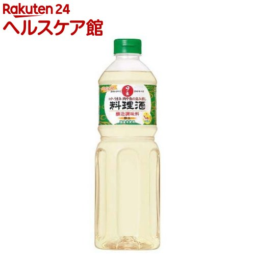 日の出 料理酒 醇良(1L)【日の出】