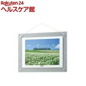 ナカバヤシ アクリル製クリアピクチャーフレーム 壁掛けタイプ A4判 フ-ACH-A4(1コ入)【ナカバヤシ】