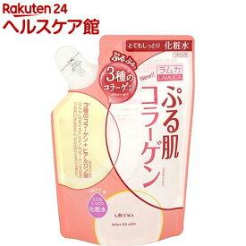 ラムカ ぷる肌化粧水 とてもしっとり つめかえ用(180mL)【ラムカ】