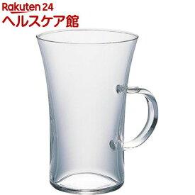 ハリオ HGT-2T 耐熱ホットグラス すき(1コ入)【ハリオ(HARIO)】