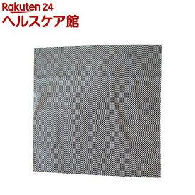 ジャパンバンダナ 市松 紺(1枚入)