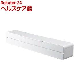 マグネットラップケース アクア L ホワイト(1コ入)【山崎実業】