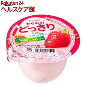 たらみのどっさり いちごヨーグルトデザート ナタデココ入り(230g*6コ入)【どっさりシリーズ】