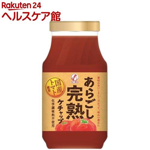 ユニオン あらごし完熟ケチャップ(300g)【ユニオン】