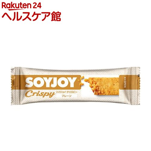 SOYJOY(ソイジョイ) クリスピー プレーン(25g*12本入)【SOYJOY(ソイジョイ)】