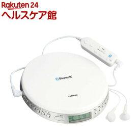 東芝 ポータブルCDプレーヤー TY-P3(W)(1台)【東芝(TOSHIBA)】