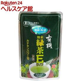 OSK 有機粉末緑茶Eライフ(24本入)