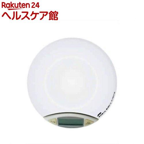 A&D デジタルホームスケール ホワイト UH-3204W(1コ入)【A&D(エーアンドデイ)】
