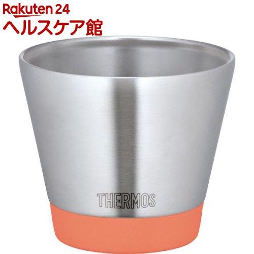 サーモス 真空断熱カップ JDD-301 CA キャロット(1コ入)【サーモス(THERMOS)】