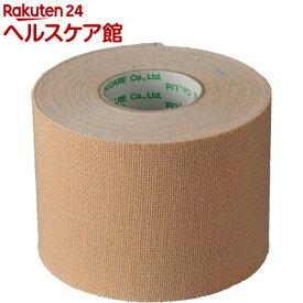 アルケア シルキーテックス 粘着性伸縮包帯 5.0cm*5m ベージュ(1巻入)【アルケア 包帯】