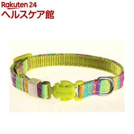 ドギーマン タフタフカラー SSサイズ ミントストライプ TFC602(1コ入)【ドギーマン(Doggy Man)】