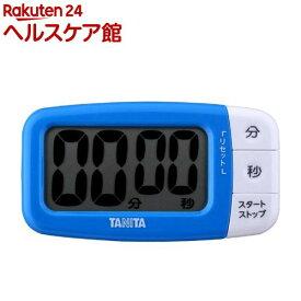 タニタ デジタルタイマー でか見えプラス ブルー TD-394-BL(1台)【タニタ(TANITA)】