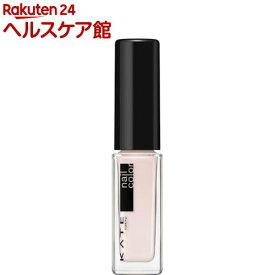 ケイト ベースコートN ナチュラルピンク(4.5ml)【KATE(ケイト)】