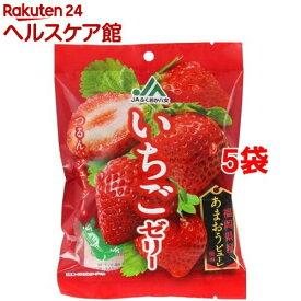 モントワール JAふくおか八女 いちごゼリー(22g*6個*5袋セット)