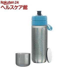 ブリタ フィル&ゴー アクティブ ブルー(0.6L)【ブリタ(BRITA)】[水筒]