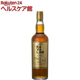 カバラン ソリスト フィノ カスクストレングス(700ml)【KAVALAN(カバラン)】