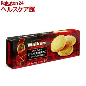 ウォーカー ショートブレッドハイランダー #144(200g)【ウォーカー】