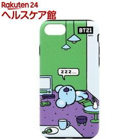 iPhone 8/7 デュアルガード ルーミーズ KOYA KCB-DGR005(1個)【BT21】