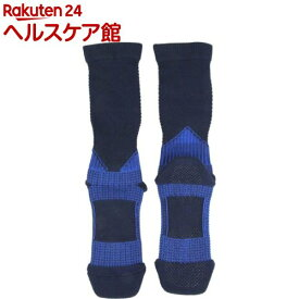 SK11 長靴用あし楽ソックス ネイビー SN2527NBL 25-27cm(1足)【SK11】