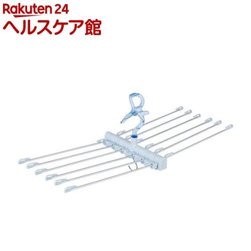 ポーリッシュ 華麗なタオルハンガー サックスブルー PL-06(1コ入)【天馬】