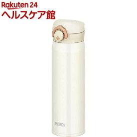 サーモス 真空断熱ケータイマグ クリームホワイト 0.5L JNR-500 CRW(1コ入)【サーモス(THERMOS)】