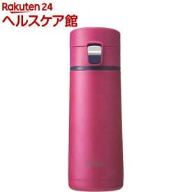 ティファール クリーン マグ マゼンタ 350mL K23402(1本)【ティファール(T-fal)】