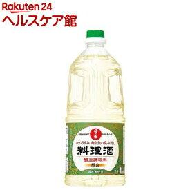 日の出 醇良料理酒(1500ml)【more30】【日の出】