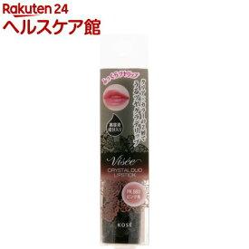 ヴィセ リシェ クリスタルデュオ リップスティック PK860 ピンク系(3.5g)【ヴィセ リシェ】