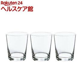 生活定番 アイスコーヒーグラス 食洗機対応 約330ml B-10205HS-JAN-P(3個入)【生活定番】