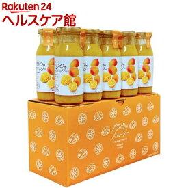ビッグバーンフーズ 100%スムージー マンゴー&オレンジ(180g*10本入)