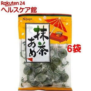 春日井製菓 抹茶あめ(135g*6袋セット)