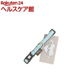 ウィッティガーデン 水玉 首輪 2S ミント(1コ入)【ウィッティガーデン】