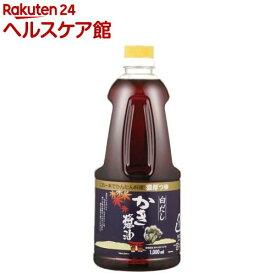 アサムラサキ 白だしかき醤油(1000mL)【アサムラサキ】