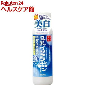 サナ なめらか本舗 薬用美白化粧水(200ml)【なめらか本舗】