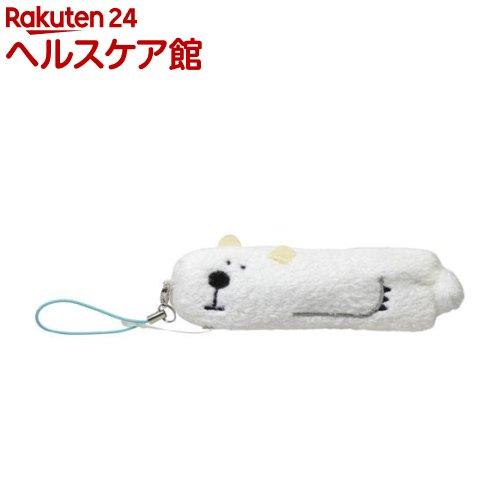 インテリア カンパニー リップクリームホルダー シロクマ(1コ入)【INTERIOR COMPANY(インテリア カンパニー)】