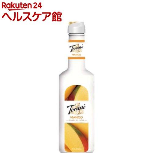 トラーニ ピューレブレンド マンゴ(1000mL)【Torani(トラーニ)】