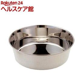 ステンレス食器 犬用皿型(LLサイズ)【ドギーマン(Doggy Man)】