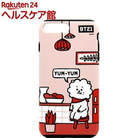 iPhone 8Plus/7Plus デュアルガード ルーミーズ RJ KCB-DRP001(1個)【BT21】