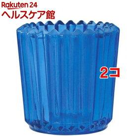 ヤンキーキャンドル ソレイユ ブルー(1コ入*2コセット)【ヤンキーキャンドル】