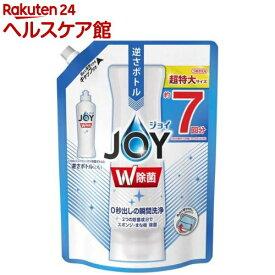 除菌ジョイ コンパクト 食器用洗剤 詰め替え 超特大(960ml)【spts6】【ジョイ(Joy)】