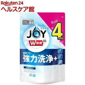 ハイウォッシュジョイ 食洗機用洗剤 除菌 つめかえ用(490g)【spts6】【kws05】【ジョイ(Joy)】