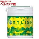キシリッシュガム ライムクール ボトル(94g)【キシリッシュ】[おやつ]