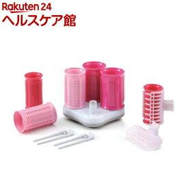 コイズミ ヘアカーラー KHC-V600/P(1台)【コイズミ】