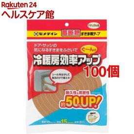 セメダイン 高断熱すきま用テープ N TP-524 10*15*2(100個セット)【セメダイン】