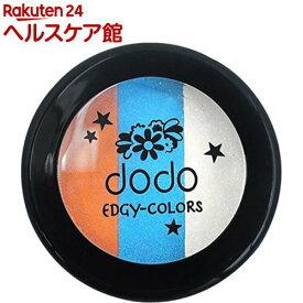 ドド エッジィカラーズ EC60 ピーコックブルー(3g)【ドド(ドドメイク)】