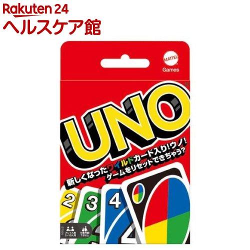 【オススメ】ウノカードゲーム B7696(1セット)【ウノ(UNO)】