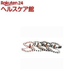 ワールド ニットボーダー ハーネス M レッド*ホワイト(1コ入)