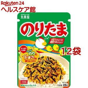 丸美屋 のりたま(28g*12コ)【丸美屋】